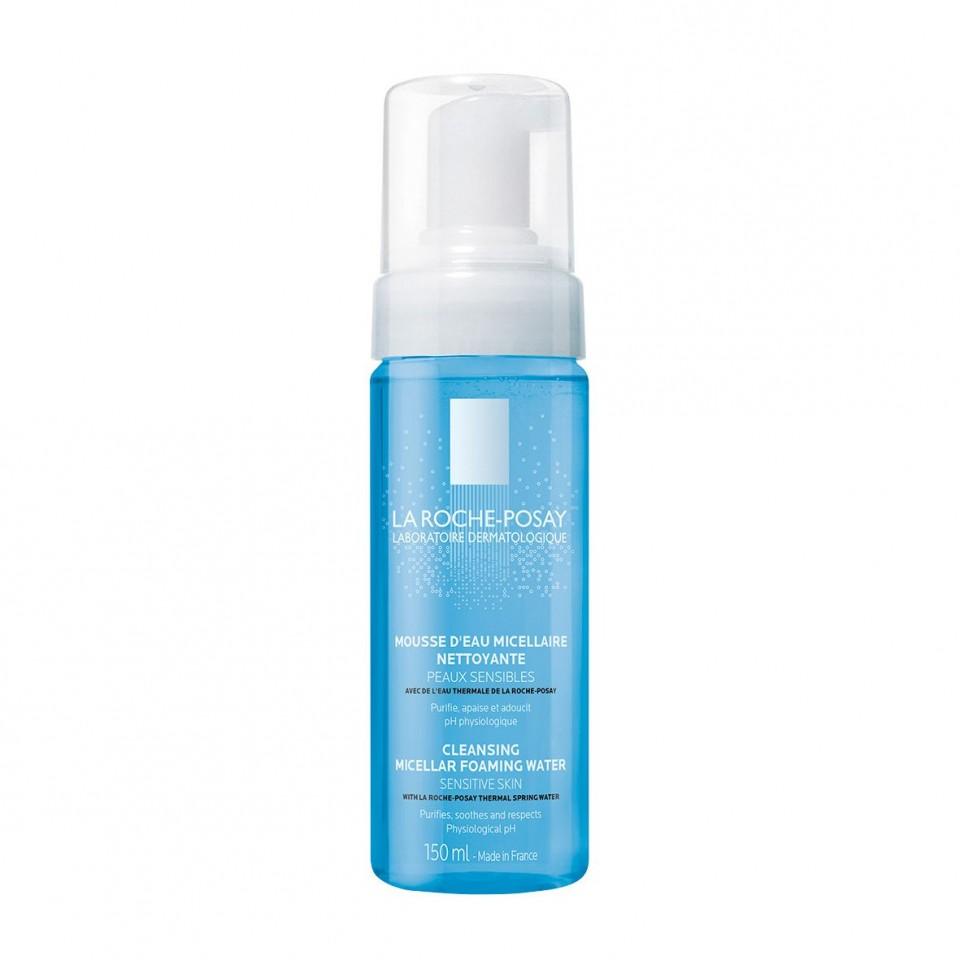 Spuma de apa micelara pentru piele sensibila La Roche-Posay