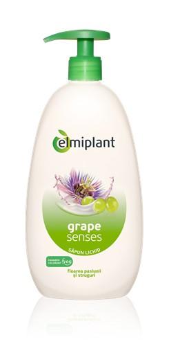 Sapun Lichid Floarea pasiunii si struguri Elmiplant