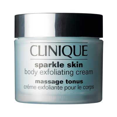 Exfoliant de corp Clinique Sparkle Skin Body Massage Tonus