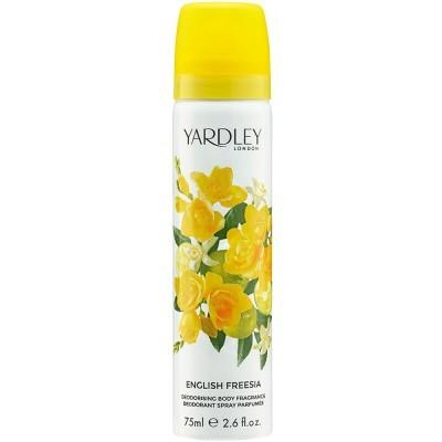 Deodorant Spray Yardley English Freesia