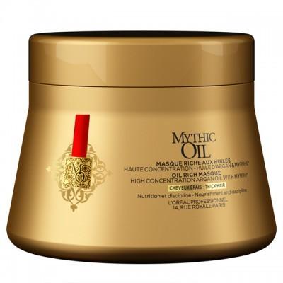 Masca de par L'Oréal Professionnel Mythic Oil pentru par gros