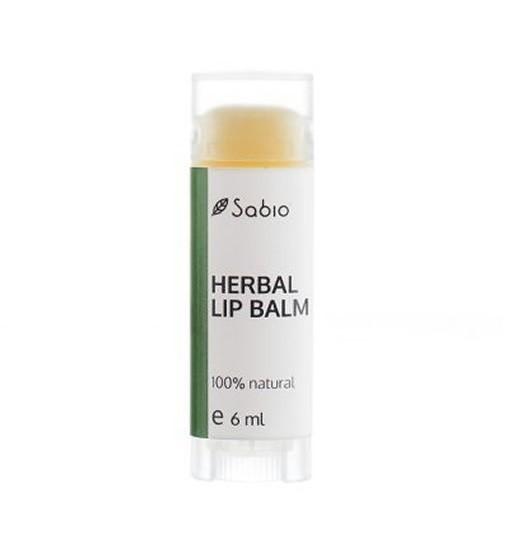 Balsam de buze Herbal SABIO