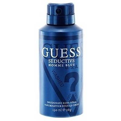 Deo Spray Guess Seductive Homme Blue