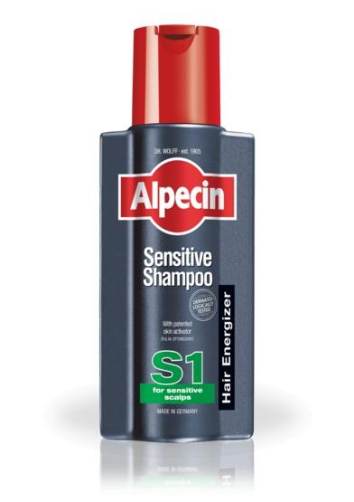 Sampon pentru scalp sensibil Dr. KURT WOLFF, Alpecin Sensitive S1