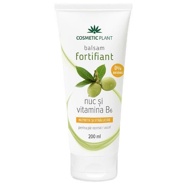 Balsam fortifiant cu nuc si vitamina B6 Cosmetic Plant