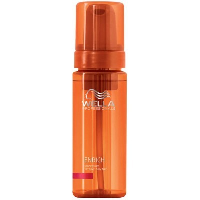 Spuma de par Wella Enrich Bouncy Foam
