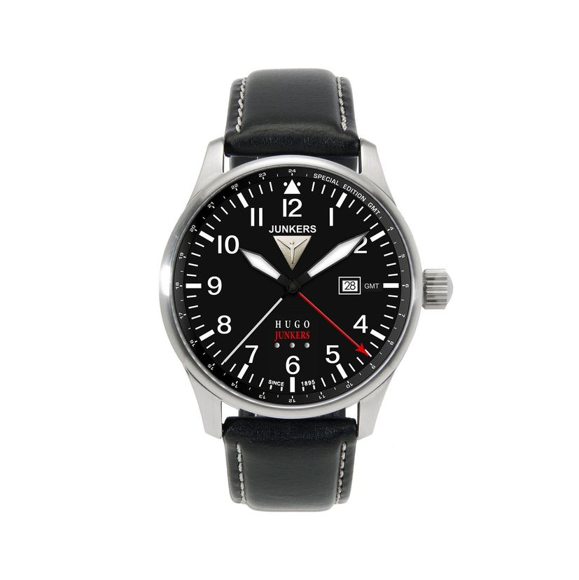 Ceas Junkers Hugo GMT