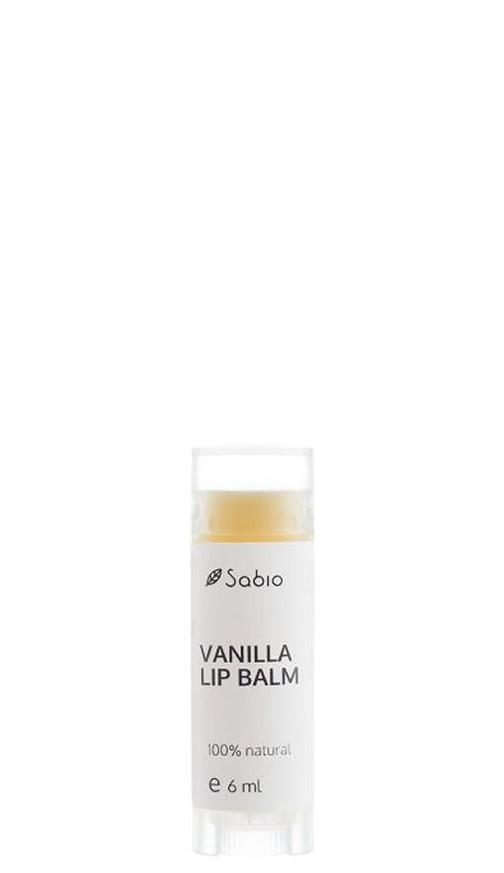 Balsam de buze cu vanilie SABIO