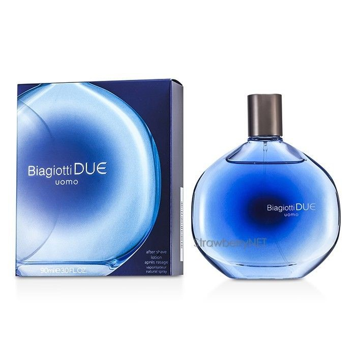 after shave laura biagiotti due uomo