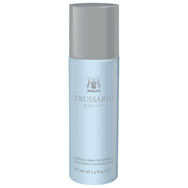 Deo Spray Trussardi Blue Land