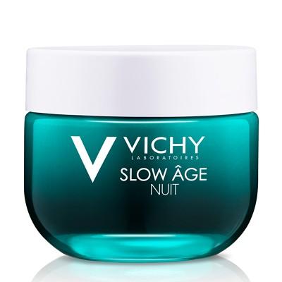 Crema de noapte si masca Vichy Slow Age