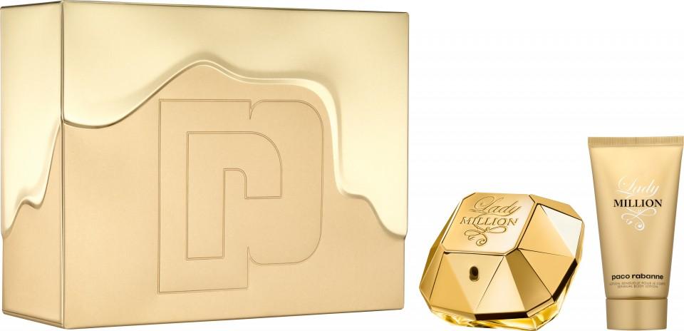 Set cadou Paco Rabanne Lady Million