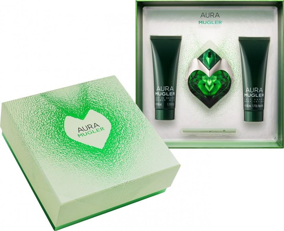 Set cadou Thierry Mugler Aura
