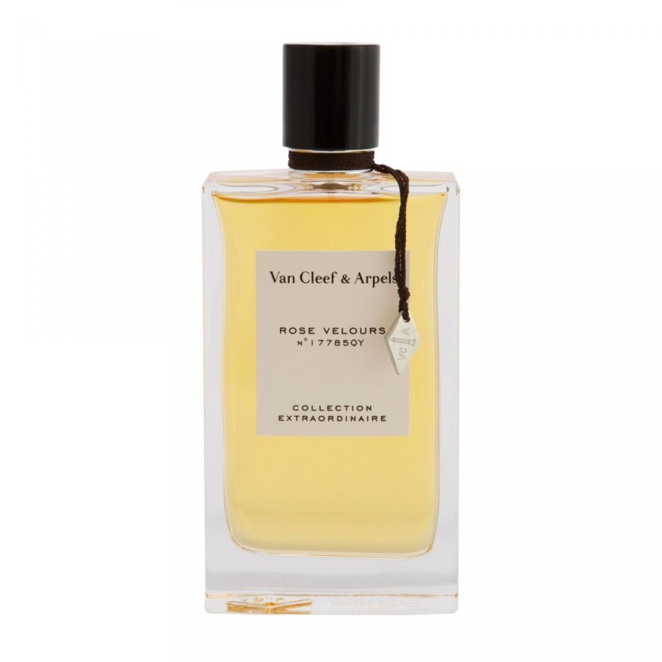 Van Cleef & Arpels Collection Extraordinaire Rose Velours