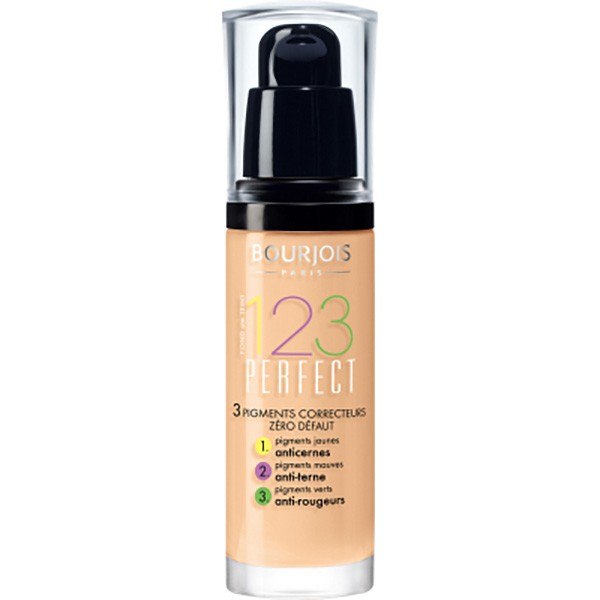 Fond de ten lichid Bourjois 123 Perfect