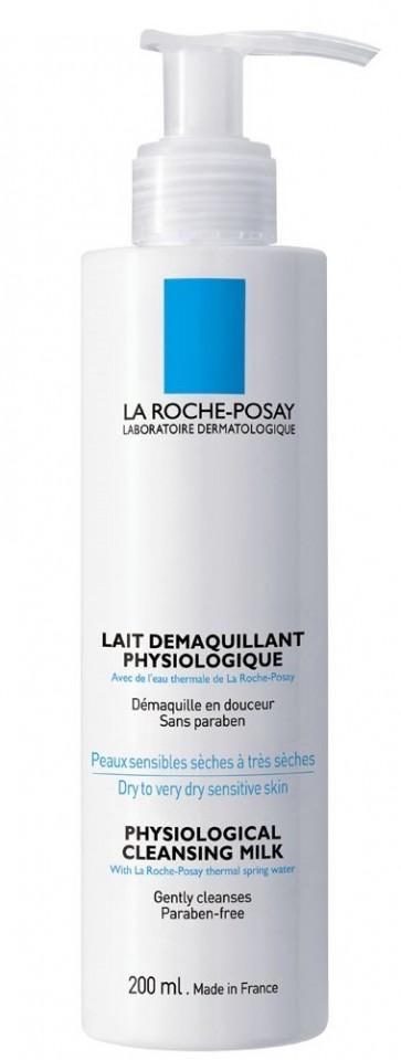 Lapte demachiant fiziologic La Roche-Posay
