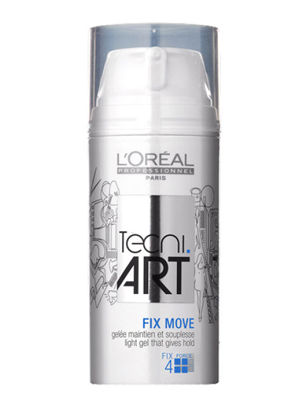 Gel de par L'Oréal Professionnel Tecni Art Fix Move