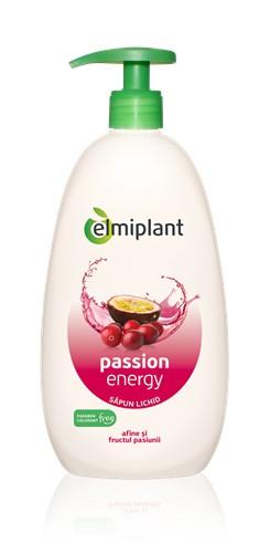 Sapun Lichid Merisoare si fructul pasiunii Elmiplant