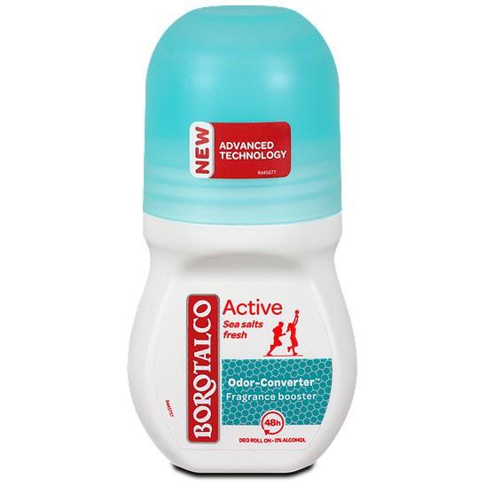 Deodorant Roll-On Borotalco Active Sea Salts
