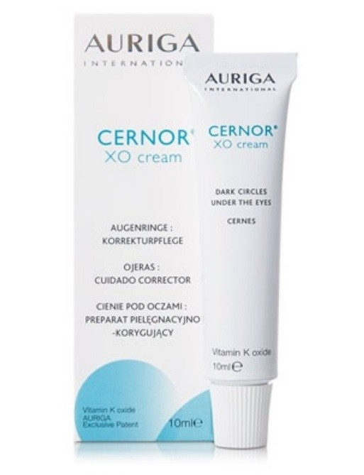 Crema anticearcan Cernor XO Auriga International