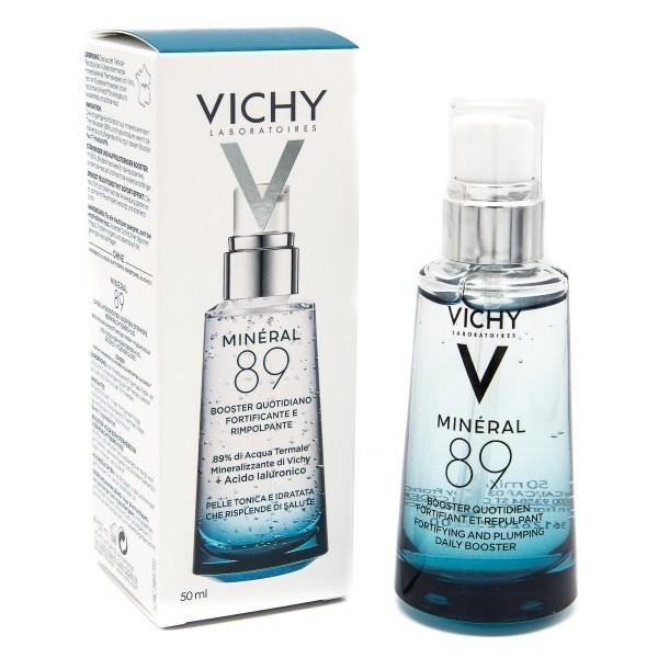 Vichy Gel-Booster cu efect de fortifiere si reumplere Mineral 89
