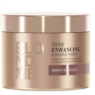 Masca de par Schwarzkopf Professional BlondMe Color Enhancing Warm