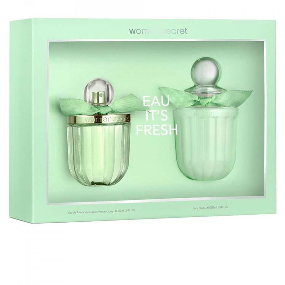 Set Women`secret Eau It's Fresh