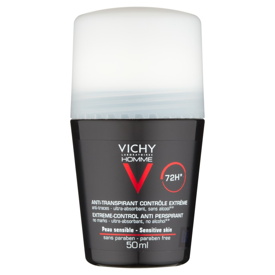Vichy Deodorant roll-on extra strong