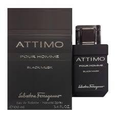 Salvatore Ferragamo Attimo Black Musk