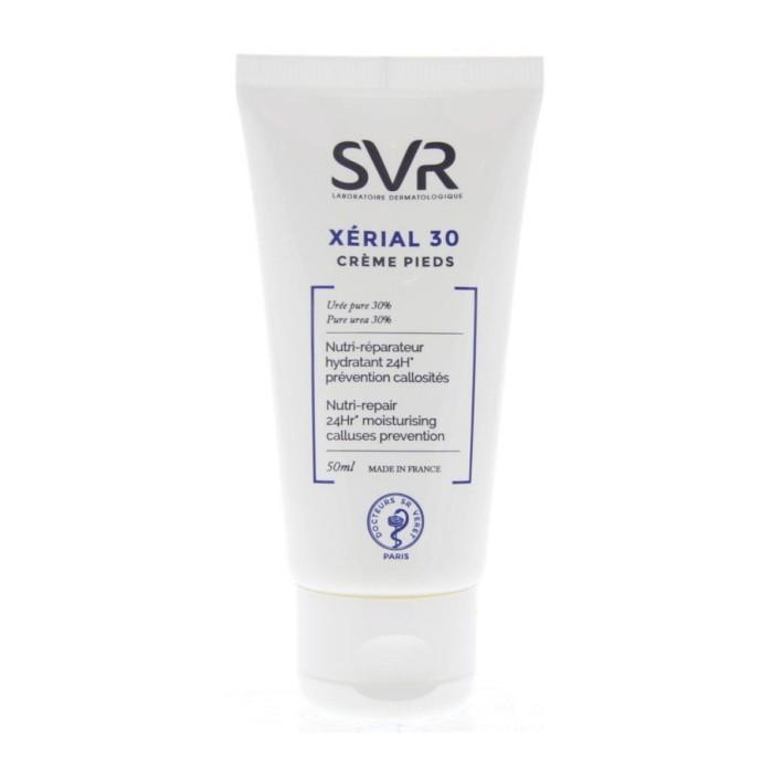 Crema pentru picioare foarte uscate Xerial 30 SVR Laboratoires