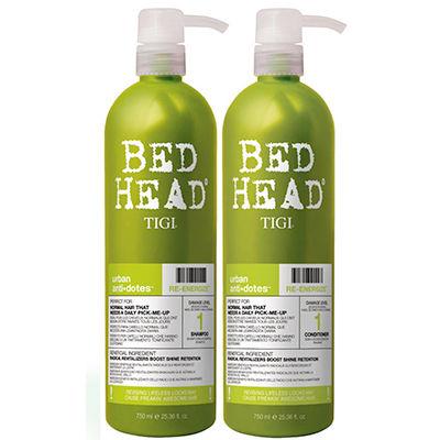 Set TIGI-Bed Head Urban Anti-Dotes Re-Energize