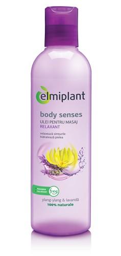 Body Senses Ulei Masaj Relaxant Elmiplant