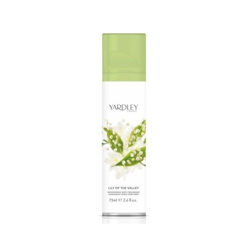 Deodorant Spray Yardley Lily of The Valley