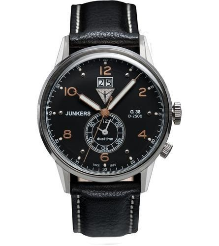 Ceas Junkers G38 Dual Time