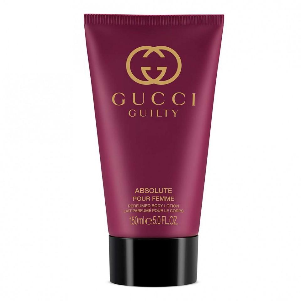 Lotiune de Corp Gucci Guilty Absolute pour femme
