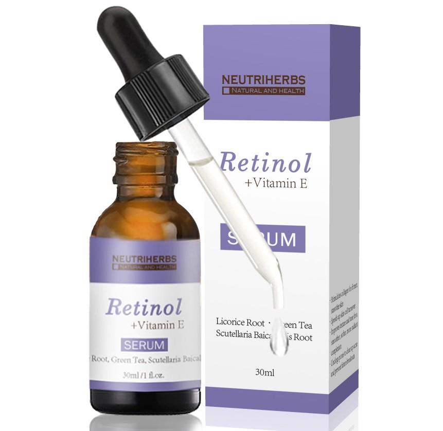 serum cu retinol si vitamina e 100 % natural neutriherbs