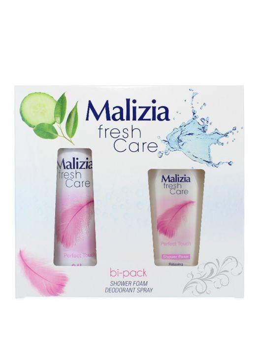 Caseta cadou Malizia Fresh Care Perfect Touch: