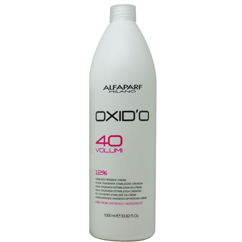 Oxidant Crema 12 % Alfaparf Milano Oxid'O 40 Volumi