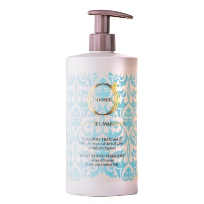 Sampon Oro del Marocco Nourishing with Argan and Linseed Oils