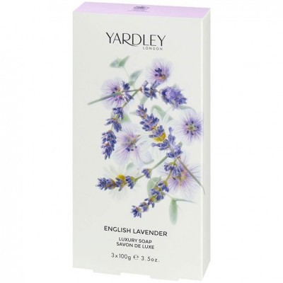 Set sapun Yardley English Lavender