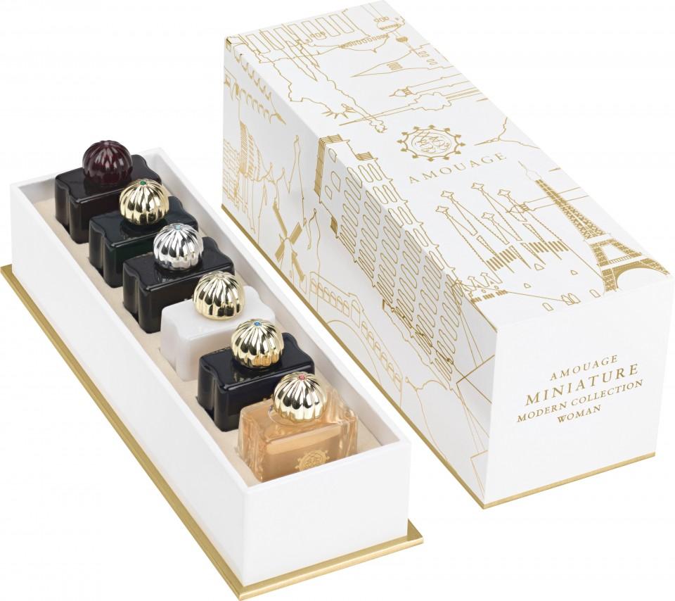 Set miniaturi Amouage Modern Bottles Collection