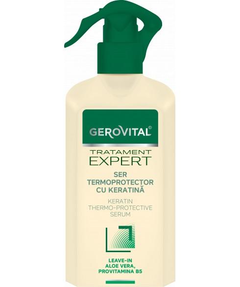 Ser termoprotector Gerovital TratamentExpert