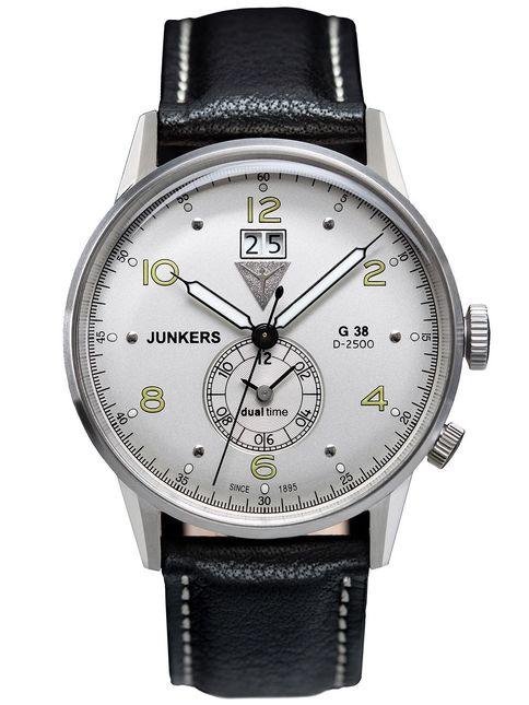 Ceas Junkers G38 Dual Time
