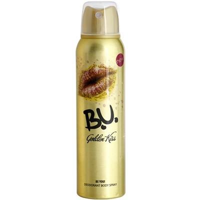Deo Spray B.U. Golden Kiss
