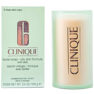 Tratament facial Clinique Facial Soap for Oily Skin