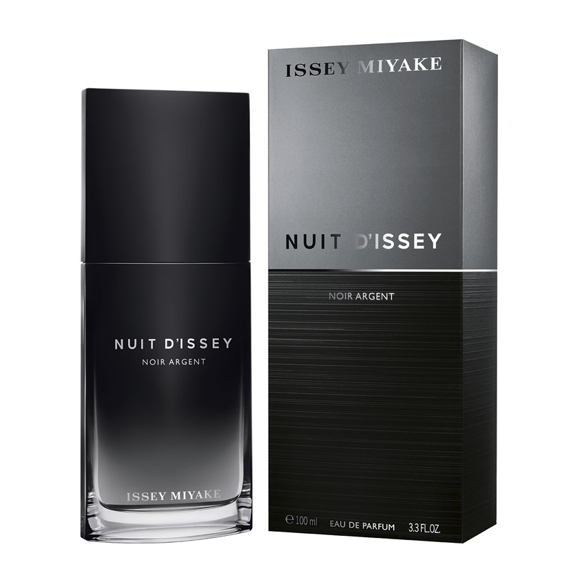 L'eau D'Issey Homme Noir Argent