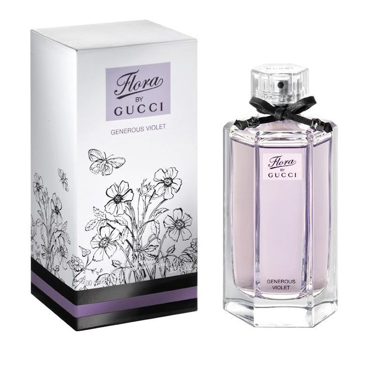 Flora by Gucci Generous Violet