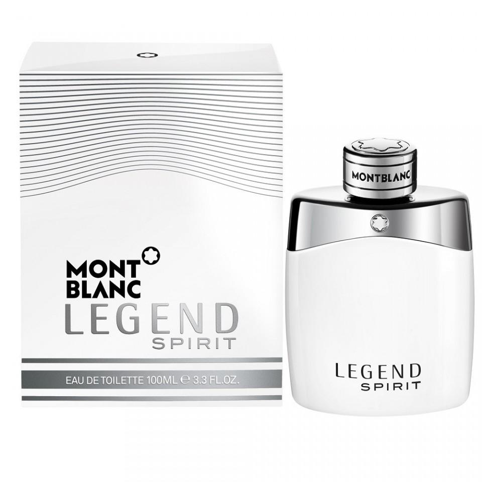 Mont Blanc Legend Spirit