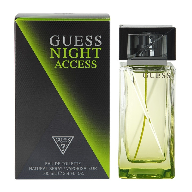 Guess Man Night Access