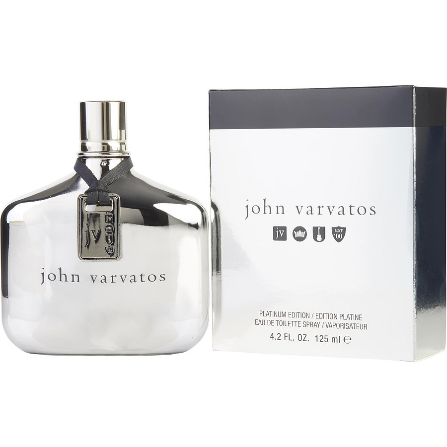 John Varvatos Men Platinum Edition